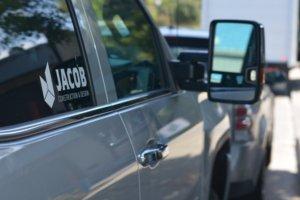 Jacob Construction Truck