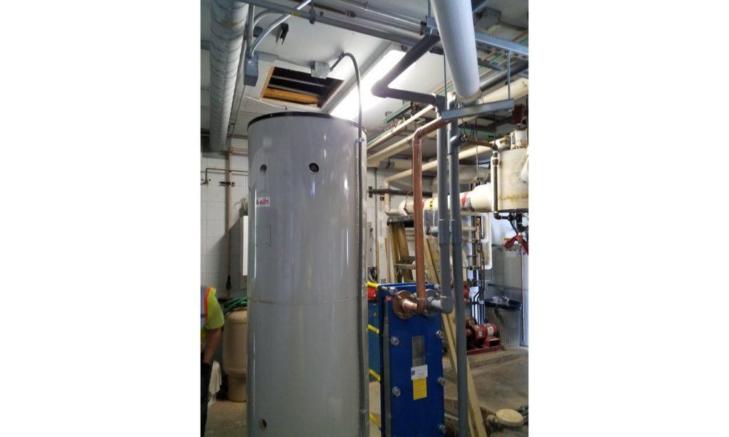 Bg383 Solar Thermal System Repair At Nas Fallon Nv