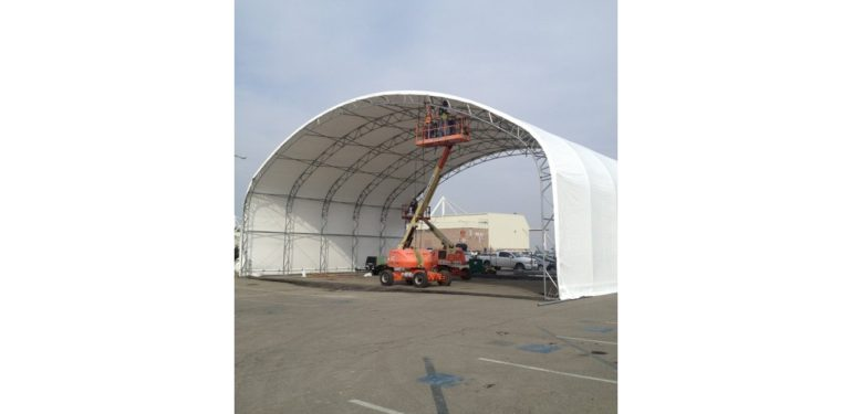 Construct Temporary Storage Structure At Nas Lemoore Ca